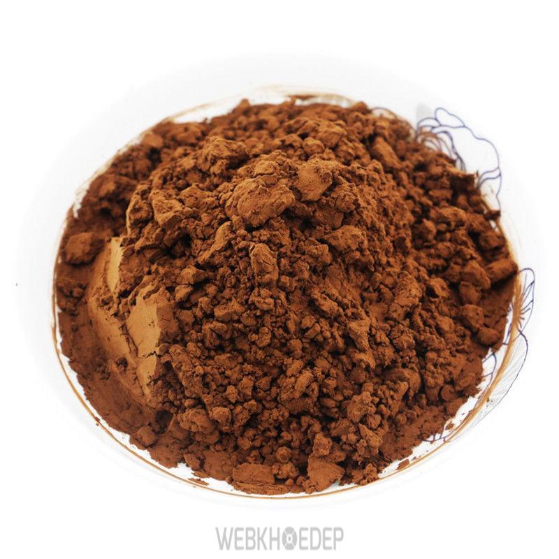 Nấm linh chi còn có thể nghiền thành bột