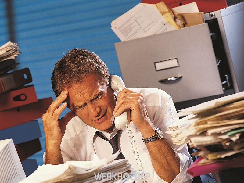 Áp lực trong công việc là tình trạng báo động trong xã hội hiện nay