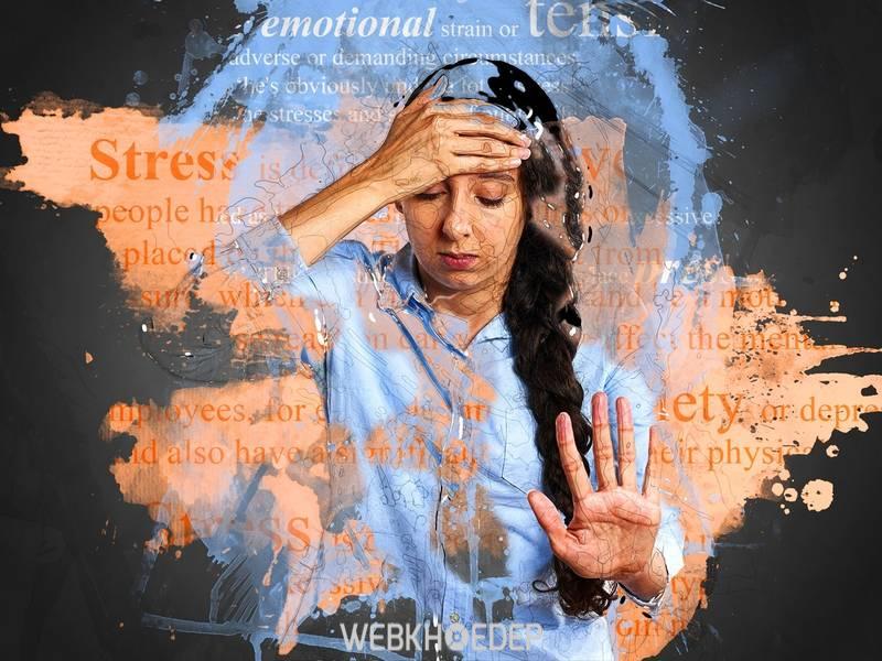 Stress khiến bạn gặp phải vấn đề về tiêu hóa