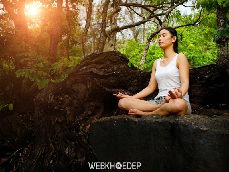 Thiền giúp bạn giải tỏa áp lực trong cuộc sống
