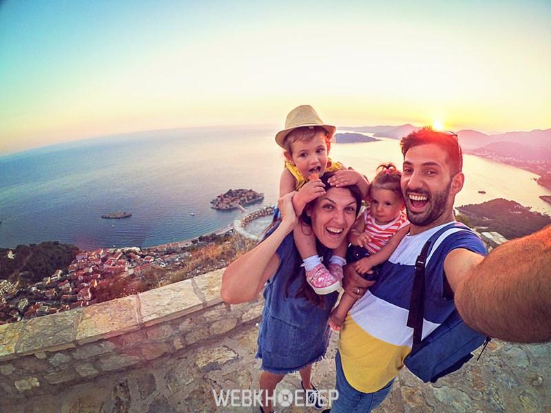 Du lịch trải nghiệm cùng gia đình