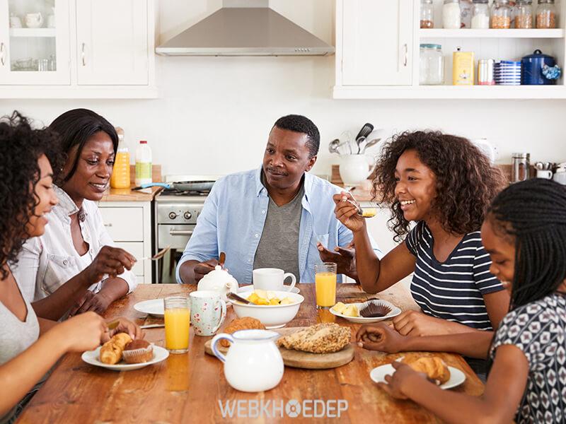 Hãy thích nghi với cuộc sống gia đình