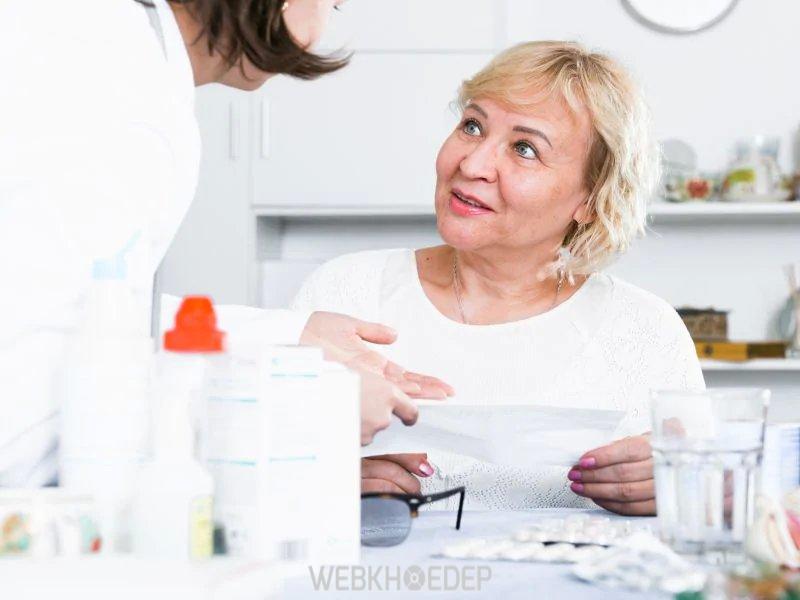 Thông qua việc chẩn đoán hình ảnh, các bác sĩ sẽ phát hiện được những điểm bất thường trong cơ thể bệnh nhân