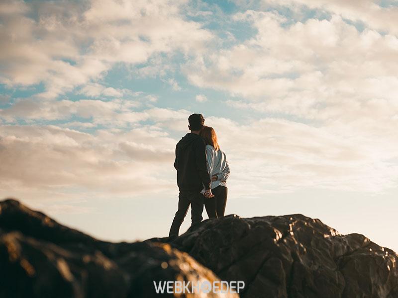 Yêu nhau ở một nơi khác