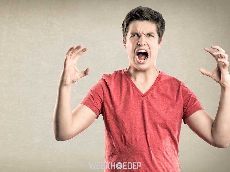 Những cơn giận dữ lấn át