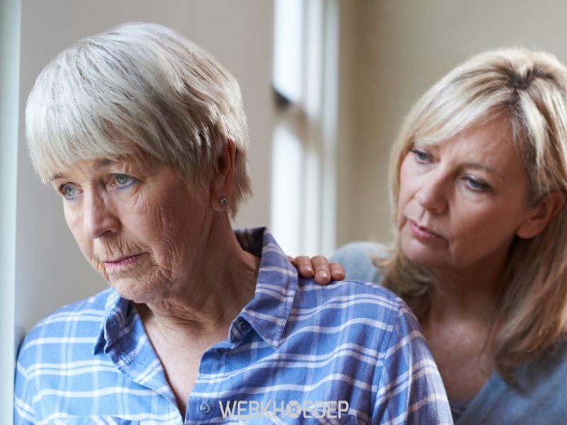 Bệnh trầm cảm ở người cao tuổi thường do sự mặc cảm bệnh tật