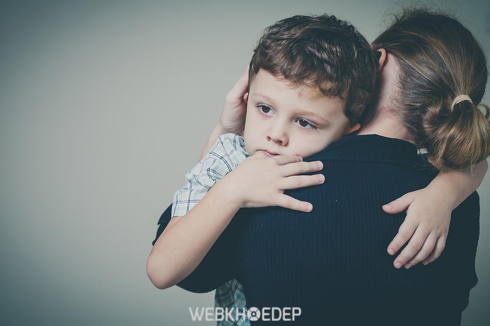 Trẻ có thể kêu đau đầu, đau bụng nhưng không muốn khám bác sĩ
