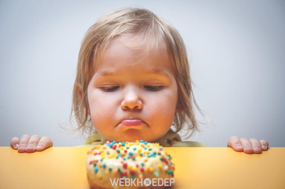 Thay đổi khẩu vị - dấu hiệu căn bệnh trầm cảm trẻ em