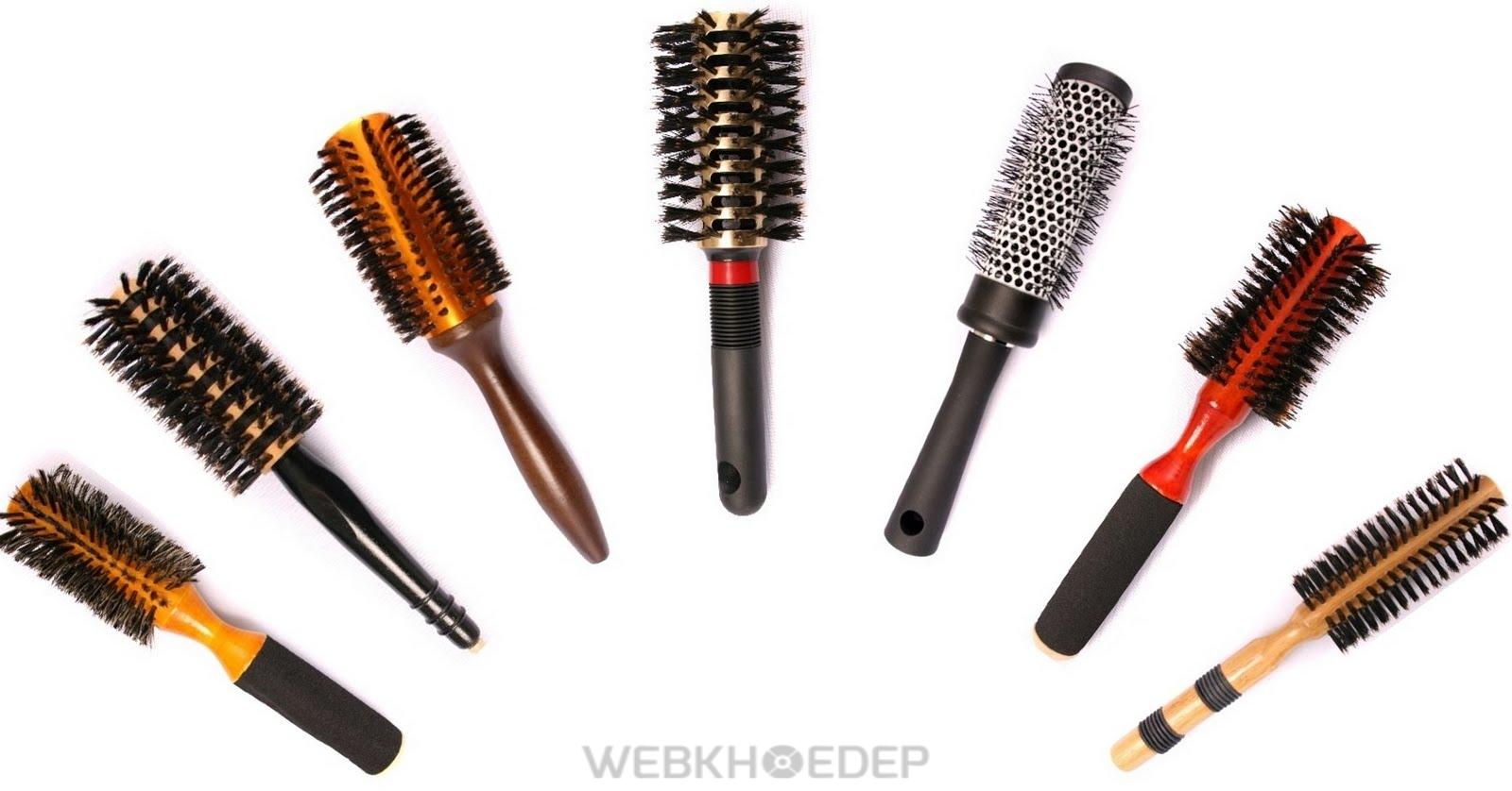 Bí kíp chọn lược phù hợp cho từng loại tóc - Hình 3
