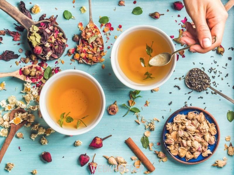 Các loại trà thảo mộc giúp thư giãn tinh thần, giảm stress