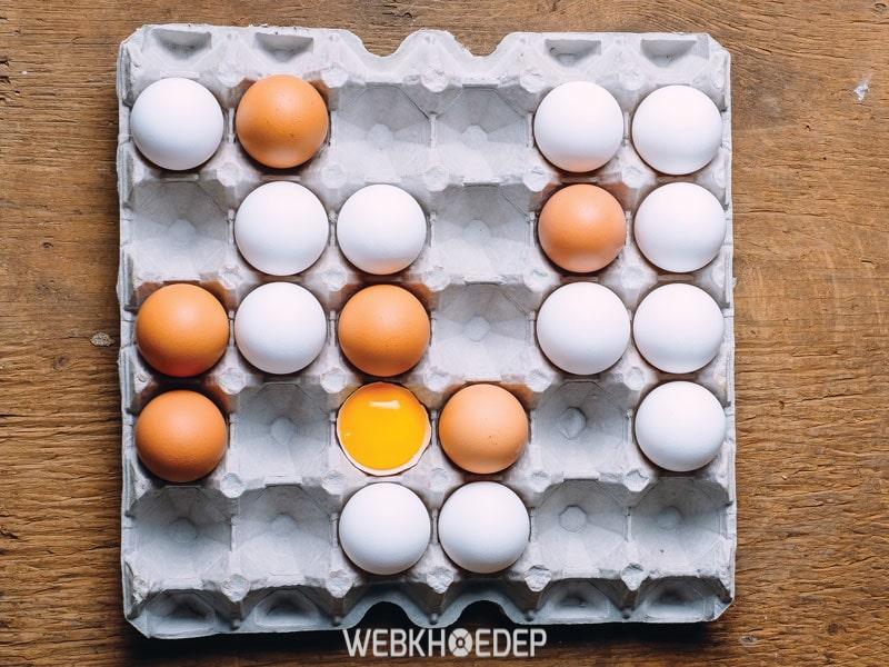 Choline có trong trứng luộc giúp tinh thần thư giãn, sảng khoái