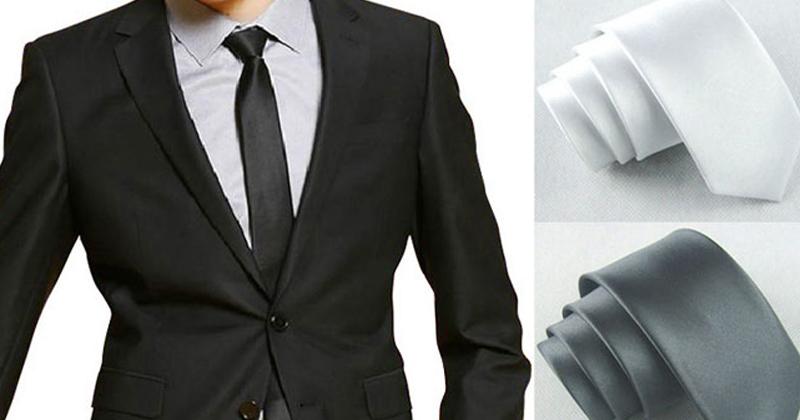"""""""Bỏ túi"""" những cách thắt cà vạt đơn giản mà đẹp cho quý ông"""