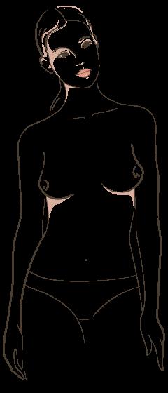 Cách chọn áo lót phù hợp cho từng dáng ngực - Hình 3