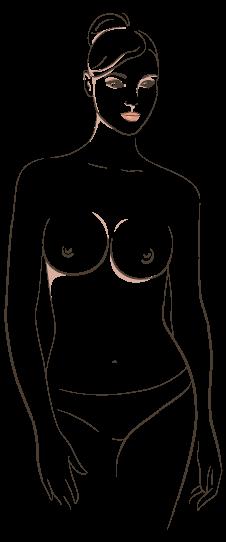 Cách chọn áo lót phù hợp cho từng dáng ngực - Hình 1