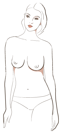 Cách chọn áo lót phù hợp cho từng dáng ngực - Hình 11