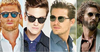 Cách chọn kính mát thời trang cho quý ông