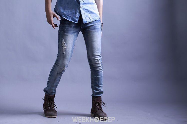 Cách giữ màu và dáng quần jeans hiệu quả - Hình 4