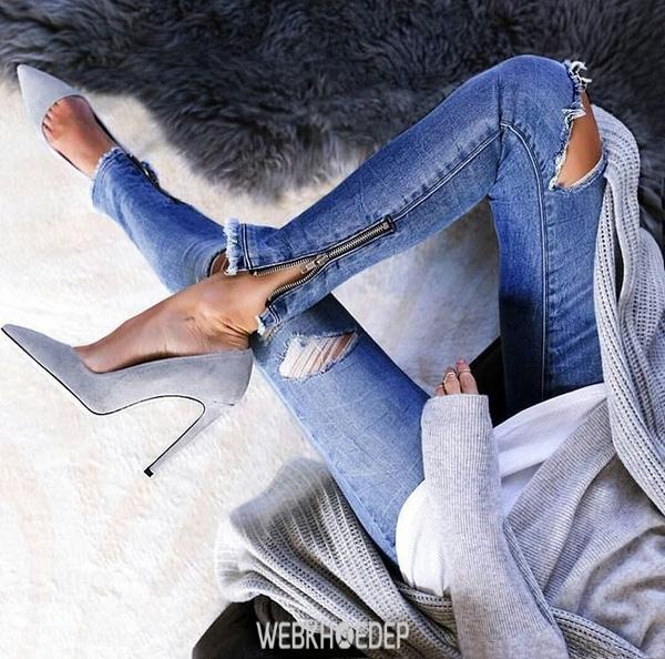 Cách giữ màu và dáng quần jeans hiệu quả - Hình 2