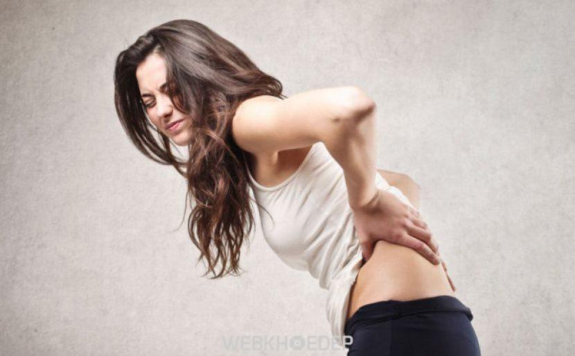 Người bị đau nhức xương không nên đeo nịt bụng