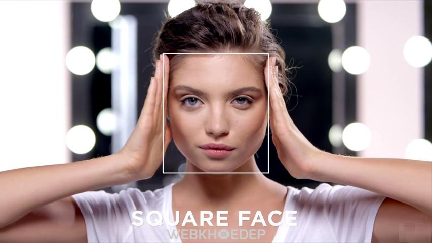 Cách xác định hình dáng khuôn mặt để tạo khối và highlight khi trang điểm - Hình 4