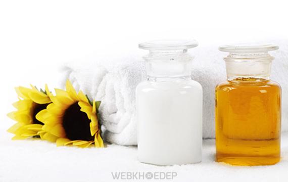 mật ong sữa tươi