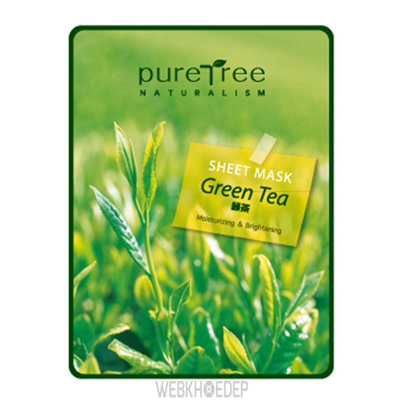 Chăm sóc da hiệu quả với sản phẩm từ trà xanh - Hình 3