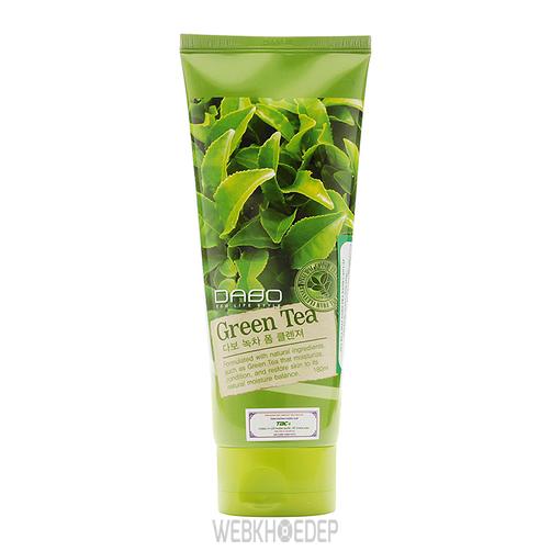 Chăm sóc da hiệu quả với sản phẩm từ trà xanh - Hình 1