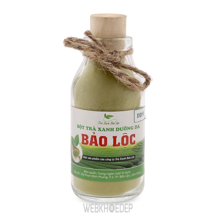 Chăm sóc da hiệu quả với sản phẩm từ trà xanh - Hình 2