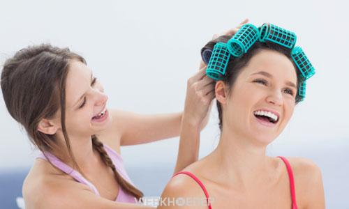 Chăm sóc tóc uốn đúng cách - Hình 2
