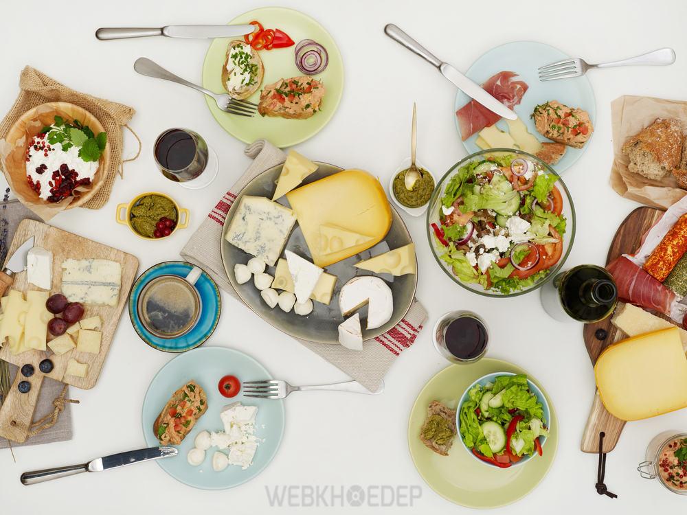 Kết hợp đa dạng nguồn dinh dưỡng trong khẩu phần ăn