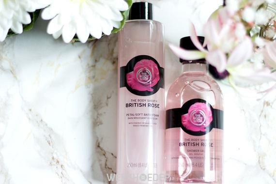 Chiều chuộng làn da với hoa hồng Anh Quốc từ The Body Shop - Hình 4