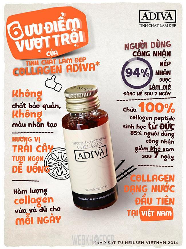 Collagen ADIVA – Bí quyết cho làn da không tuổi - Hình 7