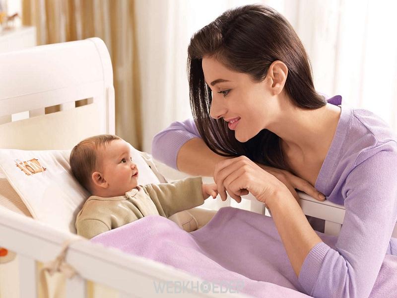 Bé yêu được duy trì đều đặn lượng sữa mẹ bổ dưỡng mỗi ngày