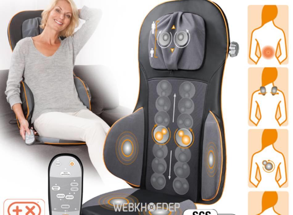Máy massage của Medisana tiện dụng và hữu ích