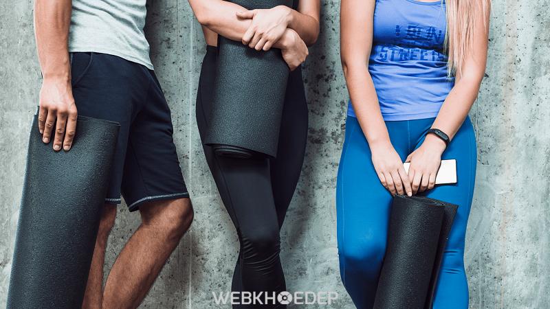 Thảm tập Yoga bảo quản đúng cách có thể sử dụng từ 4 đến 5 năm