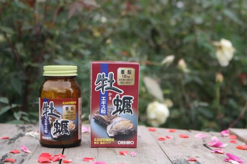 Tinh chất hàu tươi Orihiro là thực phẩm chức năng cần thiết cho đấng mày râu cần cải thiện sức khỏe