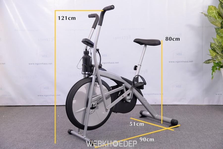 Xe đạp tập thể dụng tại nhà Air Bike MK98