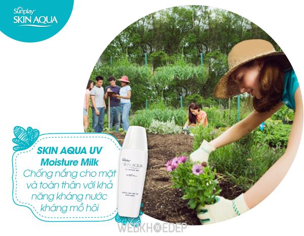 Dòng kem chống nắng dưỡng da Sunplay Skin Aqua - Cú hích lớn của hãng Rohto-Metholatum tại Việt Nam - Hình 7