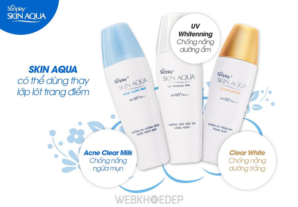 Dòng kem chống nắng dưỡng da Sunplay Skin Aqua - Cú hích lớn của hãng Rohto-Metholatum tại Việt Nam - Hình 9