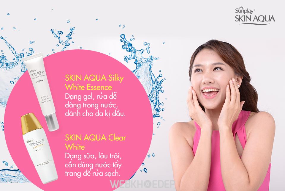 Dòng kem chống nắng dưỡng da Sunplay Skin Aqua - Cú hích lớn của hãng Rohto-Metholatum tại Việt Nam - Hình 12