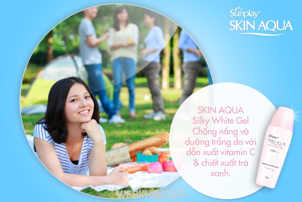 Dòng kem chống nắng dưỡng da Sunplay Skin Aqua - Cú hích lớn của hãng Rohto-Metholatum tại Việt Nam - Hình 3