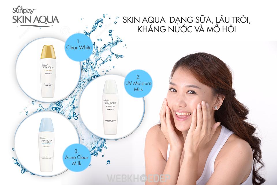 Dòng kem chống nắng dưỡng da Sunplay Skin Aqua - Cú hích lớn của hãng Rohto-Metholatum tại Việt Nam - Hình 1