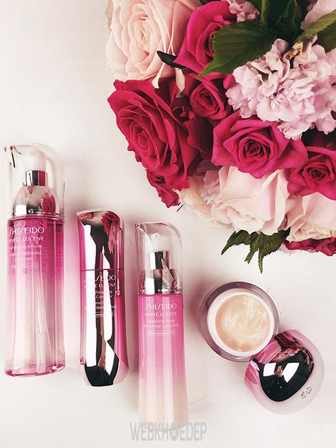 Dưỡng trắng cùng Shiseido White Lucent All Day Brightener, nhanh hay chậm?-3