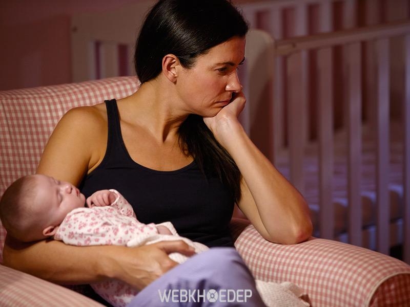 Những thông tin cần nắm về trầm cảm trước và sau sinh