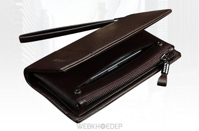 Giúp chàng lựa chọn một chiếc ví da phù hợp - Hình 3