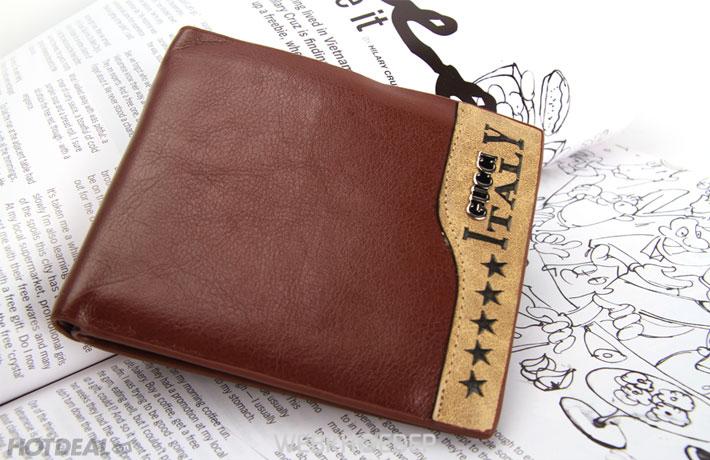 Giúp chàng lựa chọn một chiếc ví da phù hợp - Hình 2