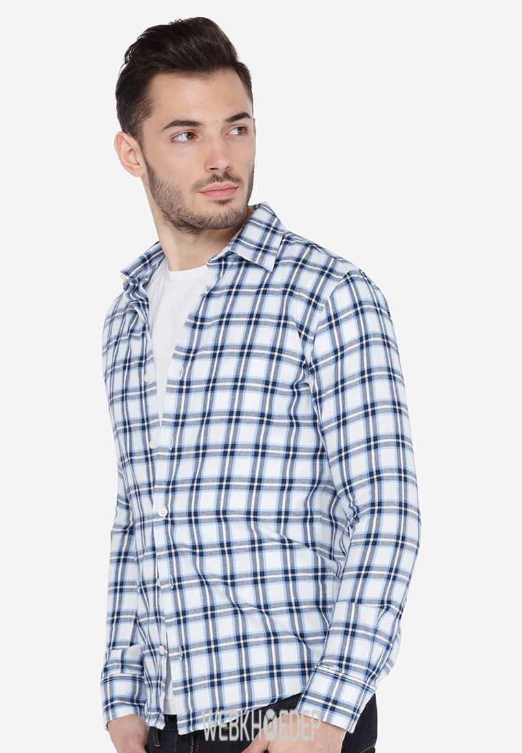 Gợi ý mặc đẹp cho chàng trai công sở với áo sơ mi - Hình 3