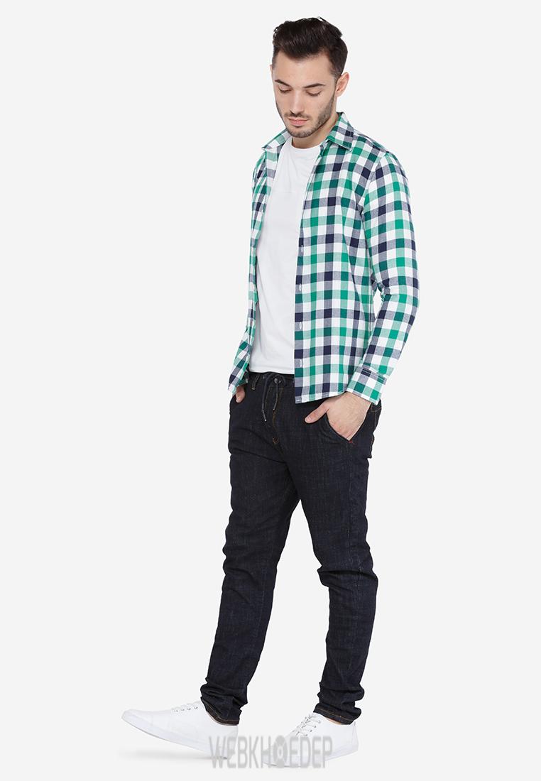 Gợi ý mặc đẹp cho chàng trai công sở với áo sơ mi - Hình 4
