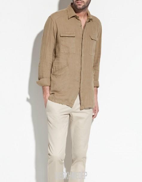 Gợi ý mặc đẹp cho chàng trai công sở với áo sơ mi - Hình 7