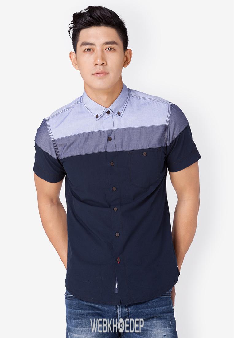 Gợi ý mặc đẹp cho chàng trai công sở với áo sơ mi - Hình 2